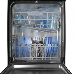 damage caused by steam from a dishwasher